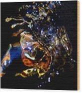 Crab Nebula Wood Print by Terril Heilman