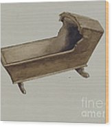 Cradle Wood Print
