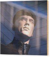 Craig Oliver Wood Print