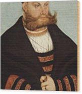 Cranach The Elder Wood Print