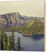 Crater Lake 6 Wood Print