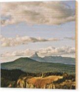 Crater Lake IIi Wood Print