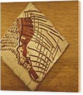 Create - Tile Wood Print