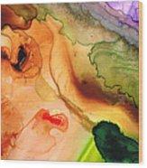 Creation's Embrace Wood Print
