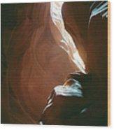 Creative Sandstone Wood Print