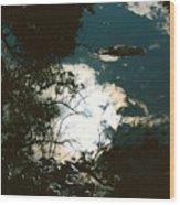 Creek Soul Wood Print