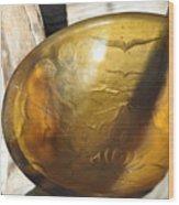 Cremonial Bowl Wood Print