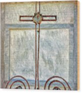 Crosses Voided - Artistic Wood Print