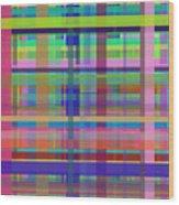 Crossing3 Wood Print