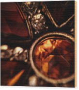 Crown Jewel Wood Print