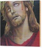 Crown Of Christ Wood Print