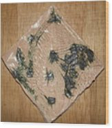 Crowned - Tile Wood Print
