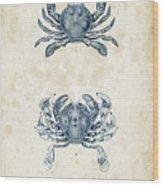 Crustaceans - 1825 - 05 Wood Print