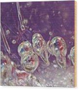 Cryogenesis Wood Print