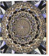 Crystal Ahau  Wood Print