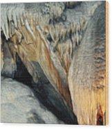 Crystal Cave Sequoia Landscape Wood Print
