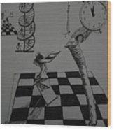 Cuckoo Game Wood Print