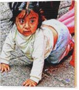 Cuenca Kids 1012 Wood Print