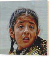 Cuenca Kids 1033 Wood Print