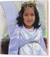 Cuenca Kids 1037 Wood Print