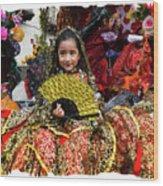 Cuenca Kids 1101 Wood Print