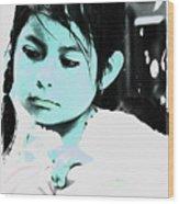 Cuenca Kids 886 Wood Print