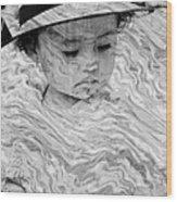 Cuenca Kids 894 Wood Print