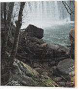 Cumberland Falls Ky One Wood Print