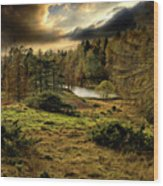 Cumbrian Drama Wood Print