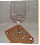Cup Holder Wood Print