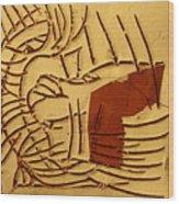 Cupid - Tile Wood Print