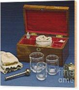 Cupping Set, London, England, C. 1865 Wood Print