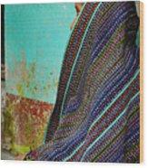 Curandera Wood Print