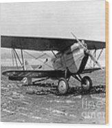 Curtiss P-1 Hawk,1925 Wood Print