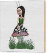 Curunes Wood Print