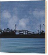 Cus John Adams 1939 V1 Wood Print