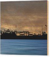 Cus John Adams 1939 V2 Wood Print