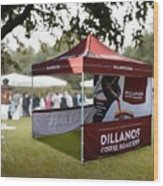Custom Event Tents For Branding Wood Print