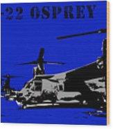 Cv-22 Osprey  Wood Print