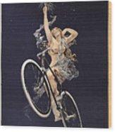 Cycles Sirius - Paris 1899 Wood Print