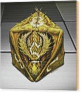 D8 Dragon Wood Print
