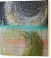 Daath Wood Print