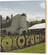 Dahmen Barn Wood Print