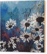 Daisies 59060 Wood Print