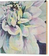 Dalia Wood Print