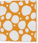 Dalmatian  White Pattern 03-p0173 Wood Print