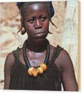 Damasongo 1987 Wood Print