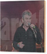Dan Mccafferty Wood Print
