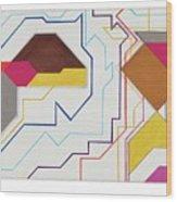 Dancanella Della Tarantolla - Part II Wood Print