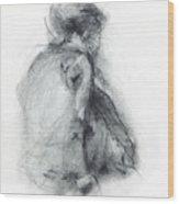 Dancer - Tender Wood Print